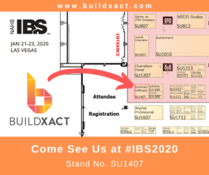 Find our stand @ #IBS2020